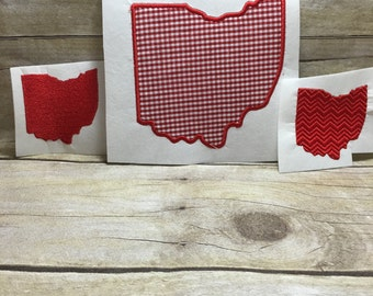 Ohio Embroidery Design Package, Ohio Package Deal