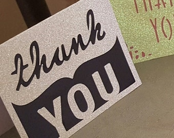 Box of Thank you cards (8)