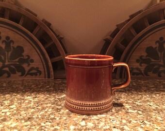 Vintage Brown Mug