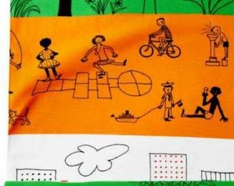 IKEA Onskedrom Celebrate Life Cotton Fabric 4 yards