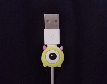 iPhone 7 /iPod Touch /iPad Cartoon Charge Cable Protector