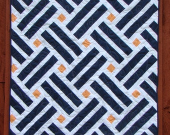 PAPER Laying Tracks Quilt Pattern