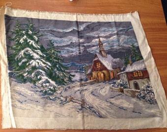 Winter Fairytale Gobelin