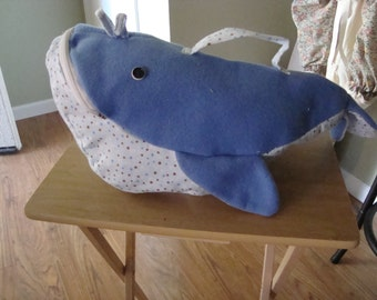 Whale Overnight Bag