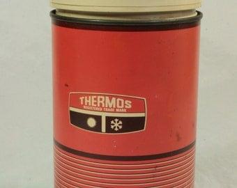 Vintage Original Thermos Flask