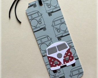 Campervan Bookmark