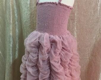 Primrose Ruffled Dress