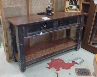 Buffet/Sideboard Table