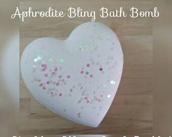 Aphrodite Bling Bath Bomb
