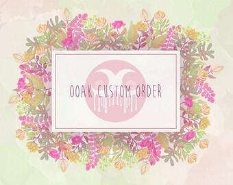 OOAK Custom Order Monster High - Repaint - Custom-Order - Commission