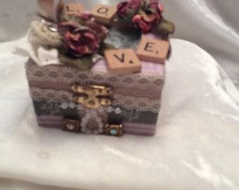 Love memory box