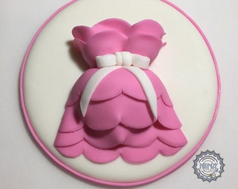 Mommy to Be Cake Topper