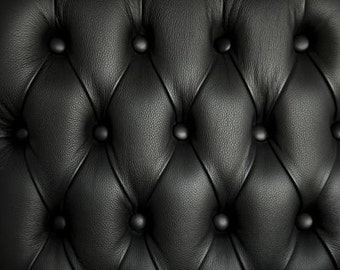 PolyPro Vinyl Photography Backdrop #1362 Black Pintuck---Available in many sizes!