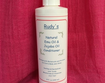 Rudy's  Natural Emu Oil and Jojoba Oil Conditioner