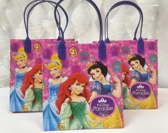 Princess Small Treat Bag 12 ct