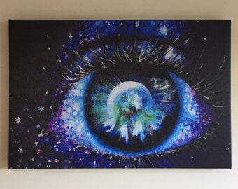 Heal The World Canvas