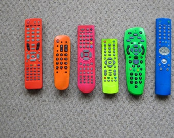 Customized remote controls