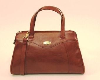 Etienne Aigner - Brown Leather Handbag