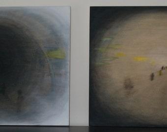 Macular Degeneration/Retinitis Pigmentosa (Tunnel Vision)