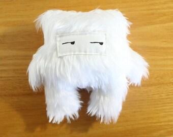Shifty the Yeti (White A)