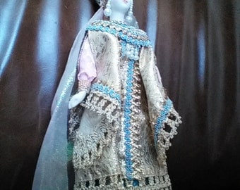 Russian Catherine the Great doll