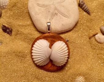 Shell Pendant - Seashell Necklace - Shell Jewelry