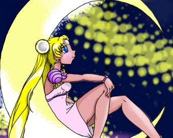 Moon Pearl