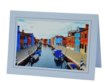 Burano Note Card