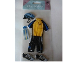Jolee's Boutique-Cyclist