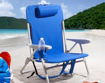 Beach Chair Wide Backpack