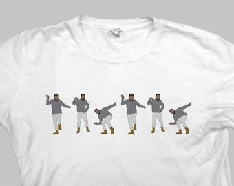 Drake Hotline Bling Dancing T Shirt