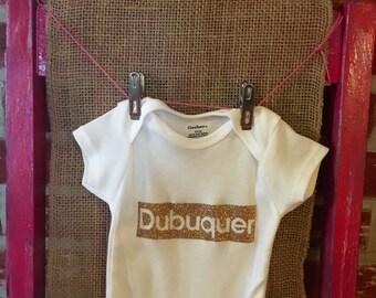 Dubuquer Onesie