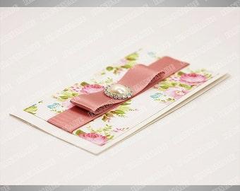 Wedding invitations custom card hand made embossed 33 wedding cards wedding invitation