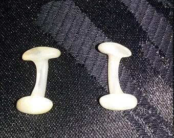 Victorian Pearl cufflinks