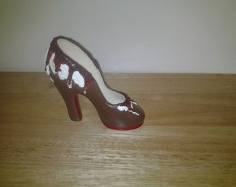 Chocolate Cherry Ice Cream Shoe