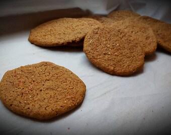 Mao-lasses Ginger Cookies