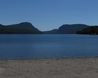 Lake Willoughby Arts Photo - 8 x 10