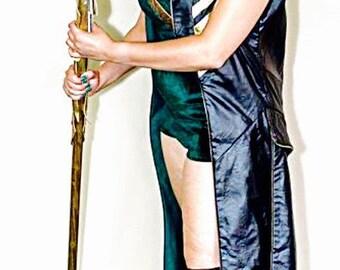 Loki boot pieces