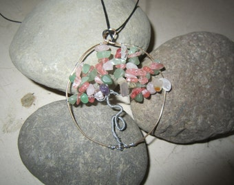 wirewrapped tree of life