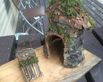 Faery/gnome/toad house
