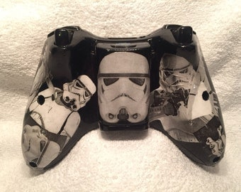 Stormtrooper xbox 360 controller