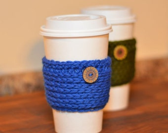 Coffee Cup Cozy Coffee Cup Sleeve