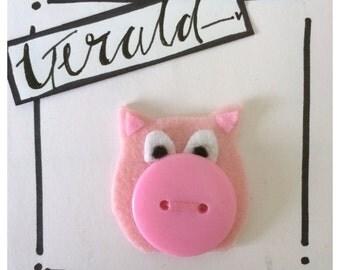 Gerald the Pig Clippie