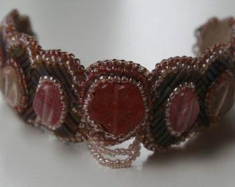 Dusty Rose Bracelet