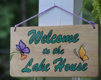 Welcome to -The Lake House
