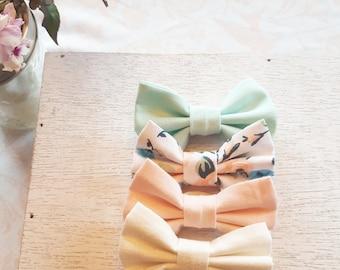 Small Fabric Headand/Hair Bow