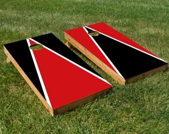 Wisconsin Badgers Cornhole Board Set