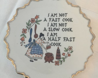 decorative fun plate