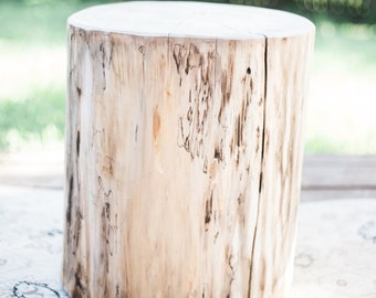 Kentucky Stump Table