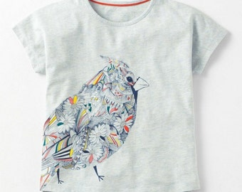GIRL ILLUSTRATION T-SHIRT